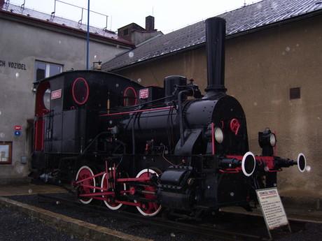lokomotiva Adolf...liberecké depo